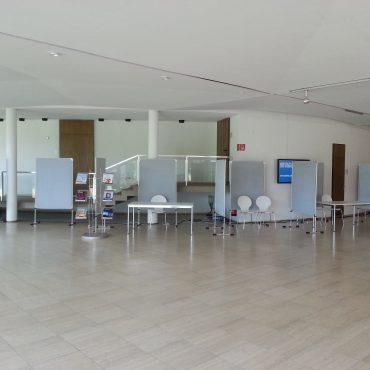 Pinnwände für Forschungszentrum Jülich