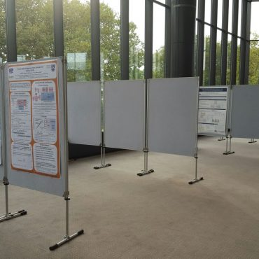 Pinnwände für Kongresszentrum Düsseldorf